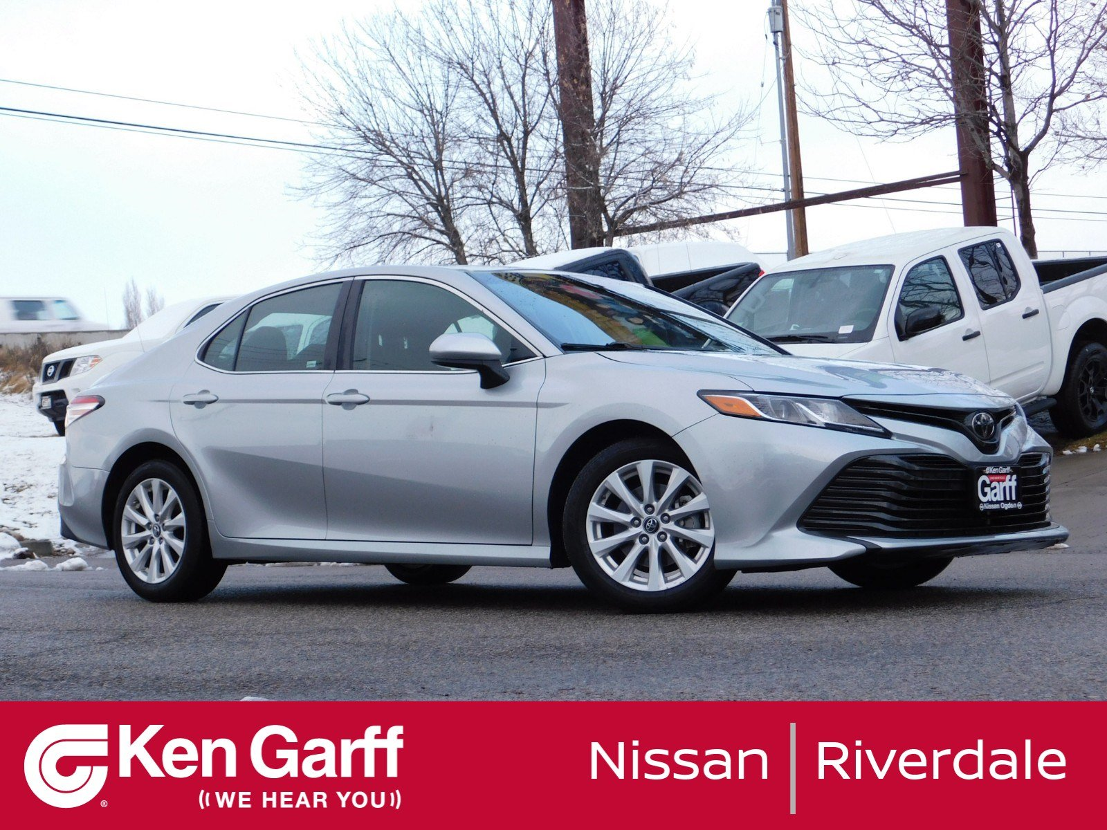 Pre Owned 2018 Toyota Camry Le Auto